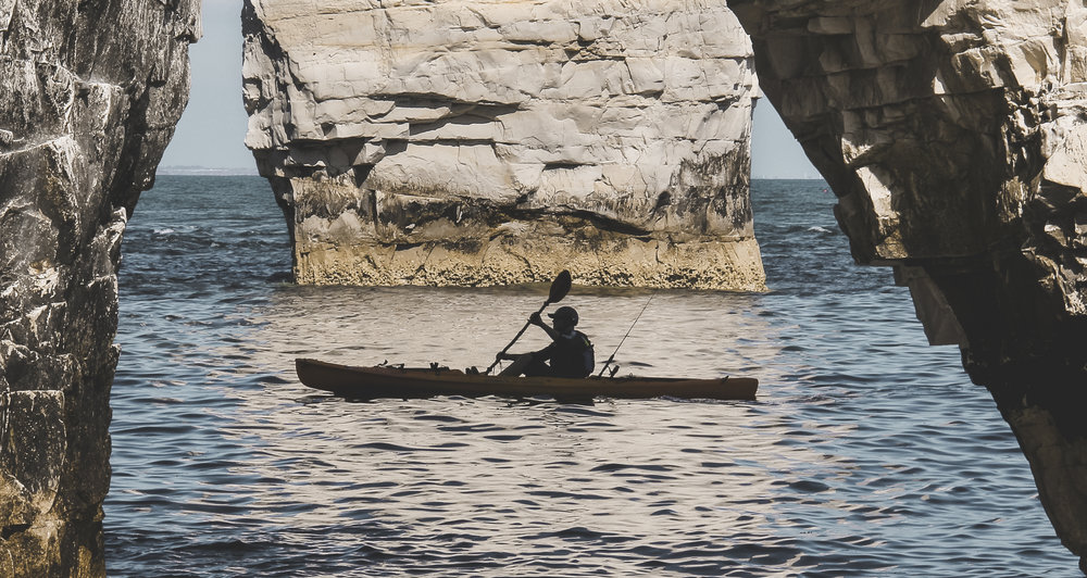 Kayak fishing - Join us to learn how to fish from kayaks and catch your supper.