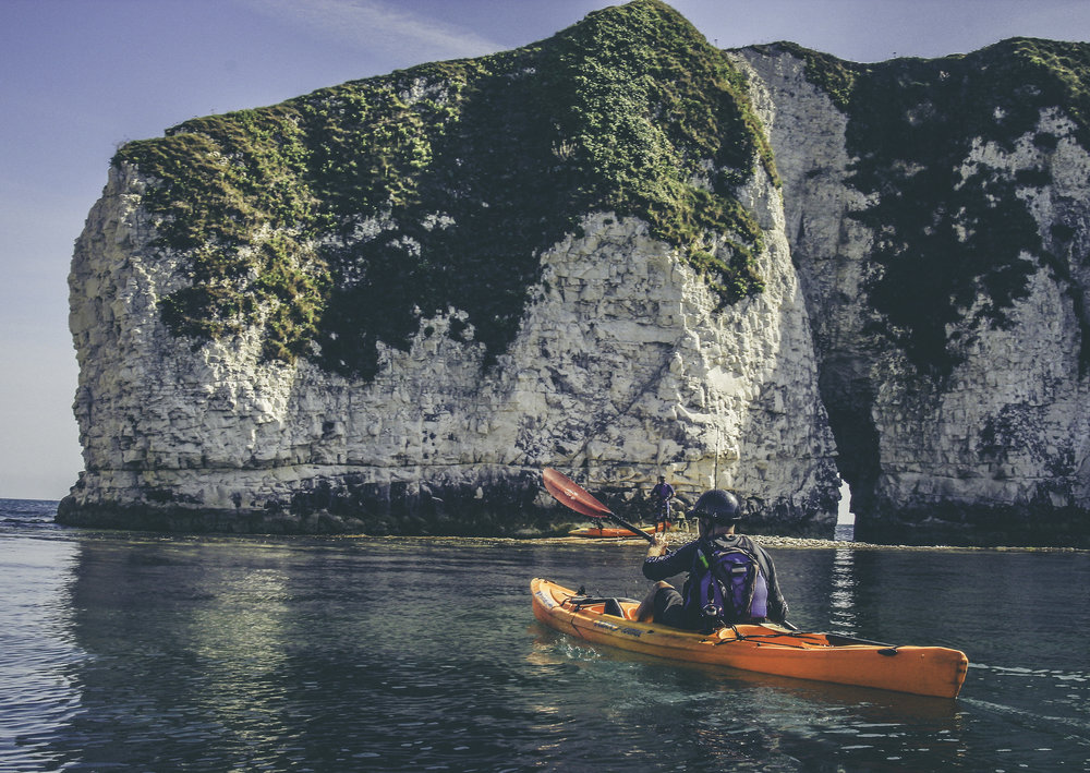 Dan Kayak Old Harry Rocks Landscape #2.jpg