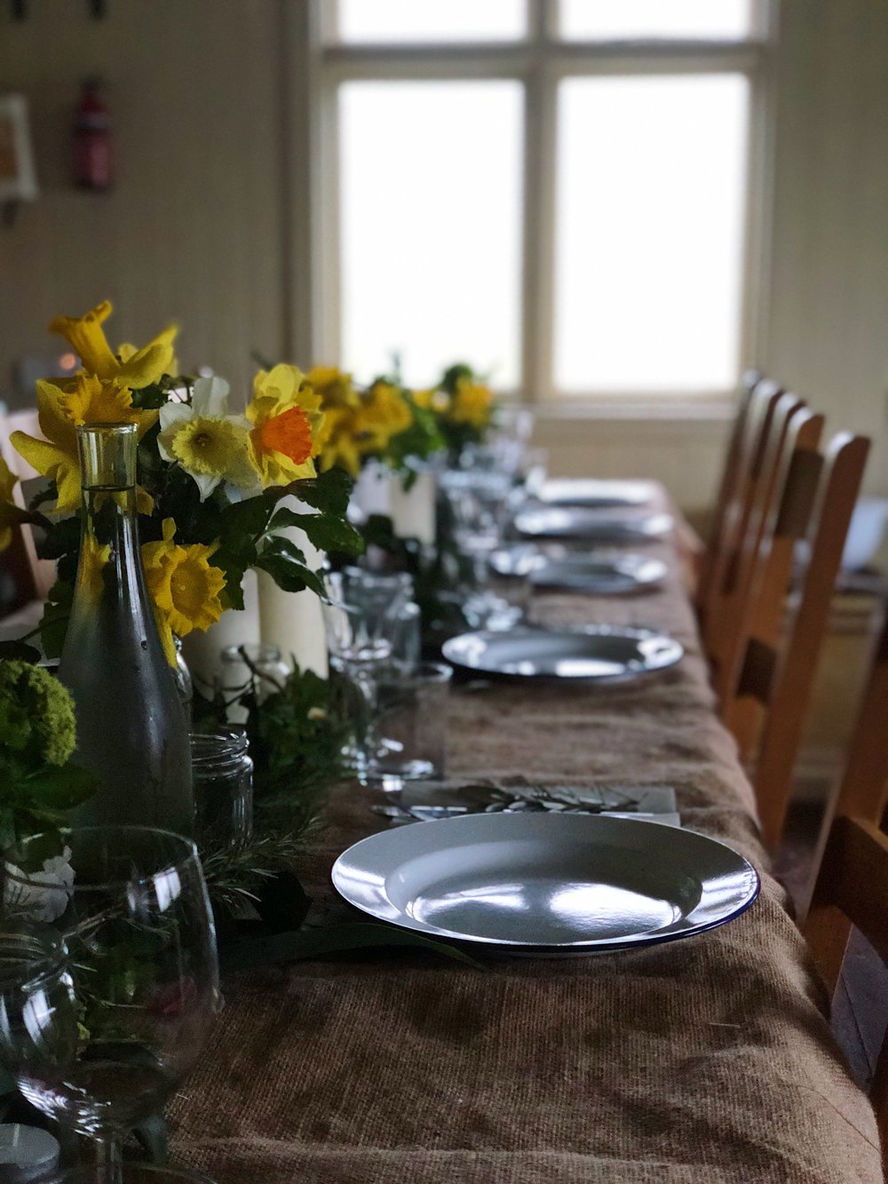 spring table supper club