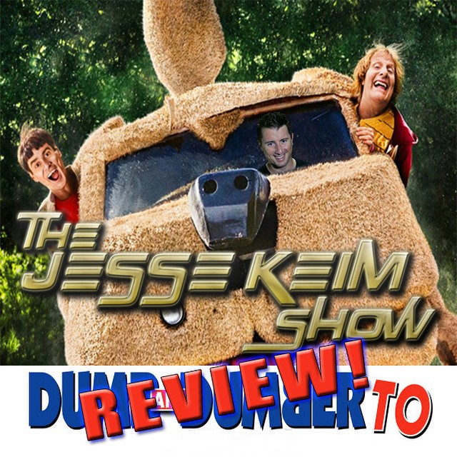 New #podcast is up on #itunes #stitcher #spreaker #soundcloud and on #youtube 'Dumb and Dumber To' www.TheJesseKeimShow.com/podcast #movieReview #movies #shotoftheday #comedy #reviews #boxoffice