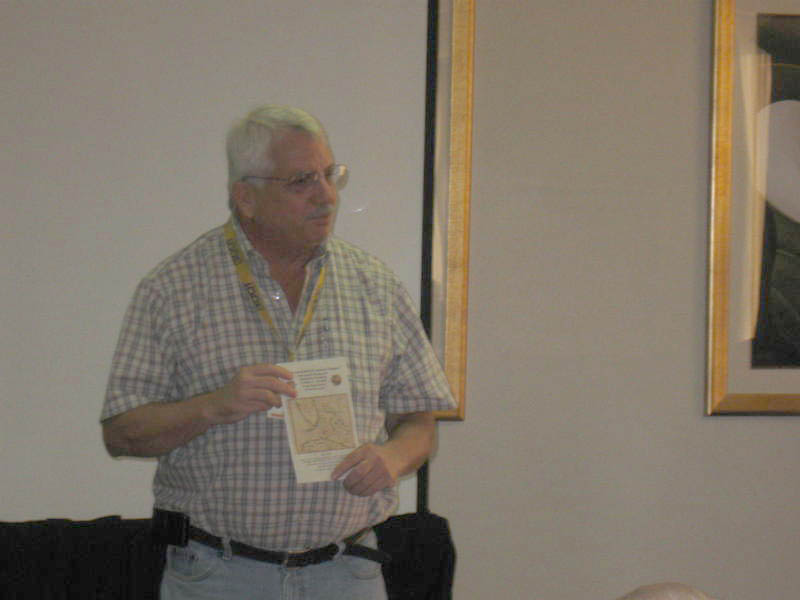 John Bausola introducing Conference Agenda.jpg