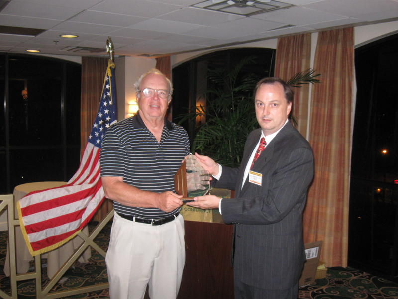 Presidents Award George Beatty.jpg