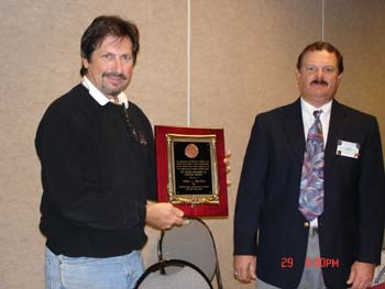 Mike Wentworth accepting John Fanton's Award for Outstanding Achievement.jpg