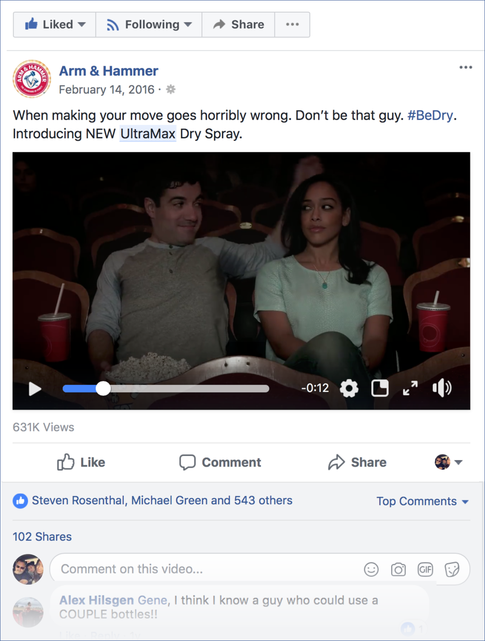 Ultradry facebook Post 1.png
