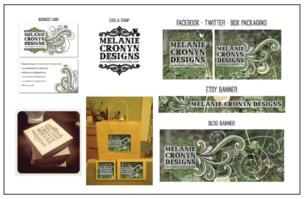Melanie Cronyn Designs - Jewellery Designer