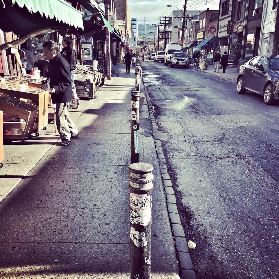 Kensington Market - Baldwin Ave