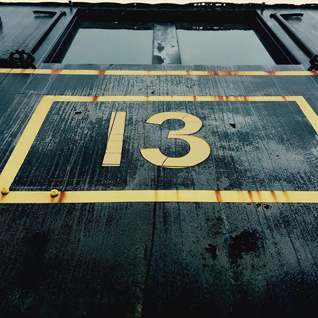 #foundtype #typography #luckylocomotive13