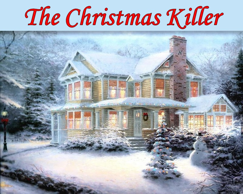 Christmas themed murder mystery dinner party games