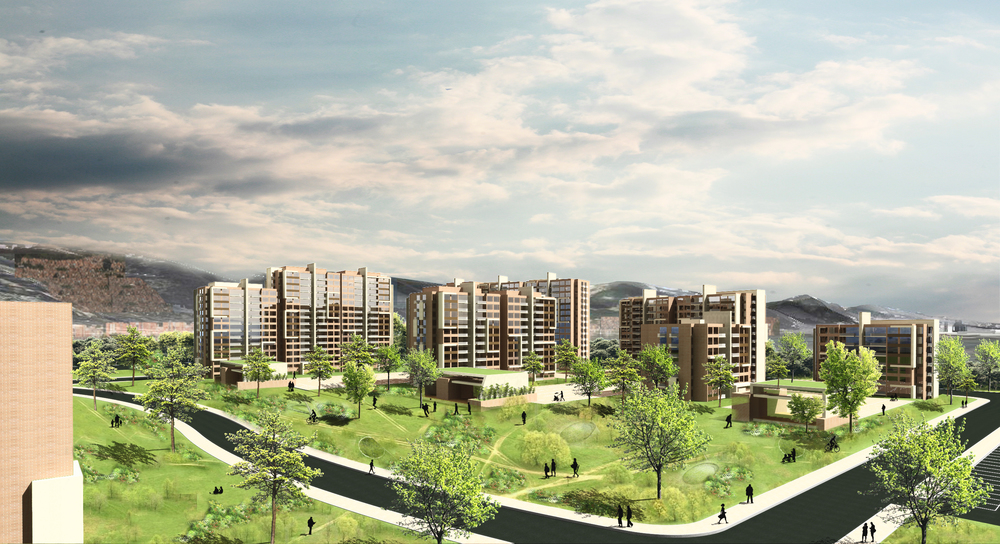 El Cangregal Development