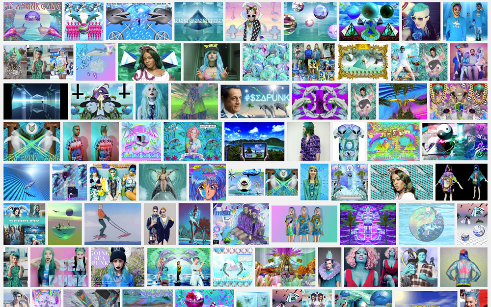 Seapunk on Google Images