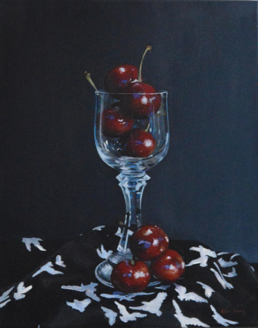 Cheers With Cherries