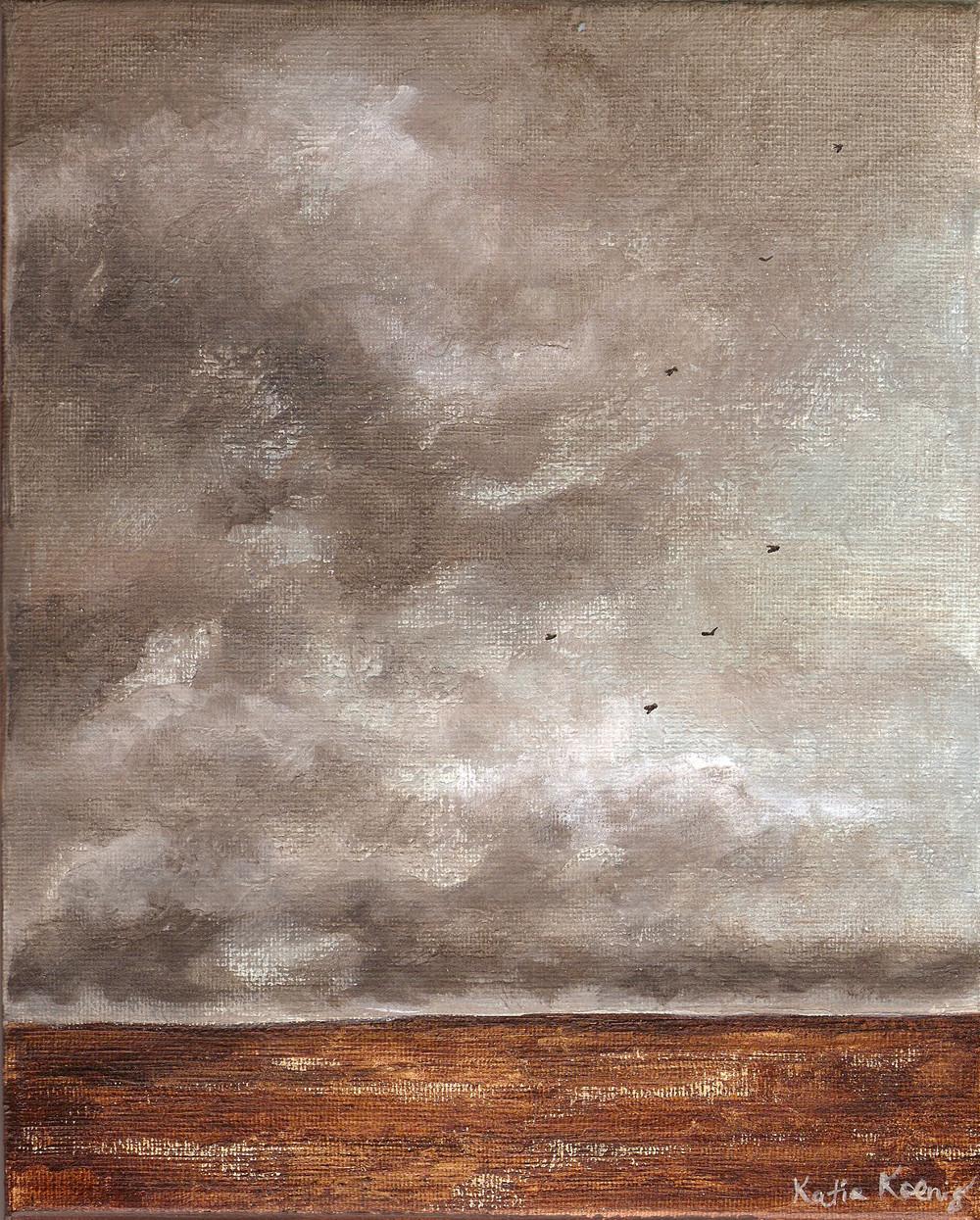 Barren Storm