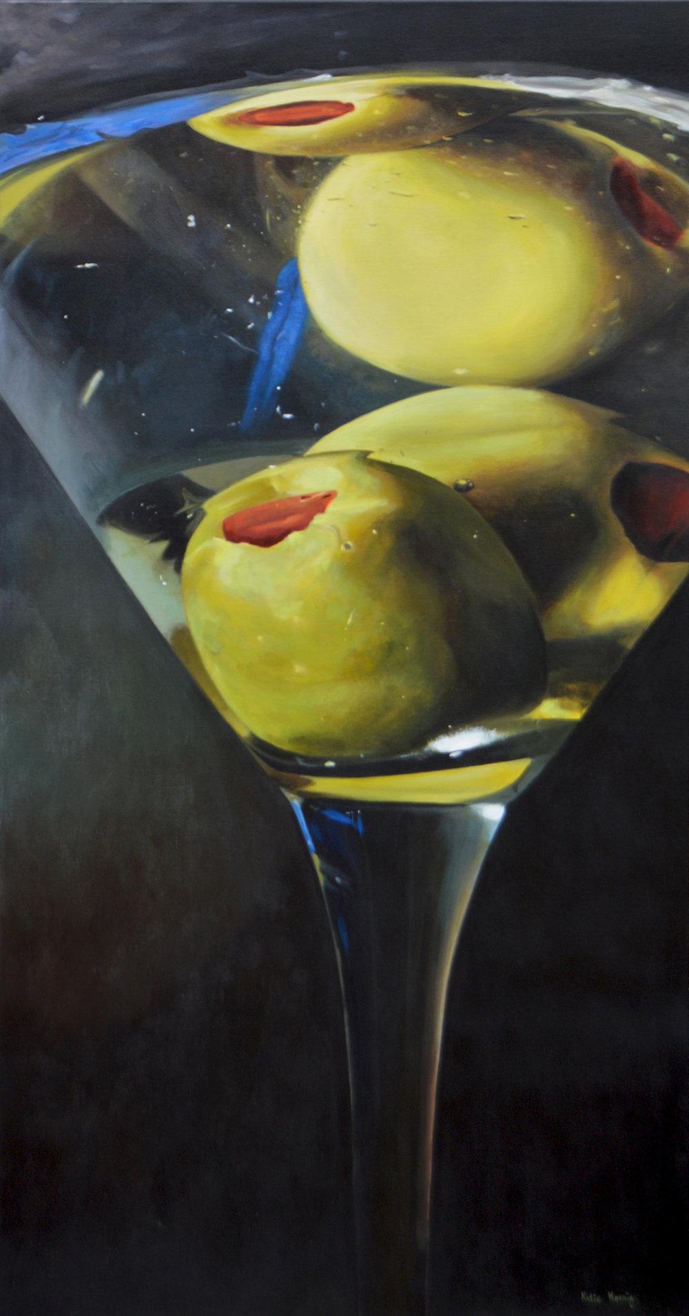 """Dry Martini"""