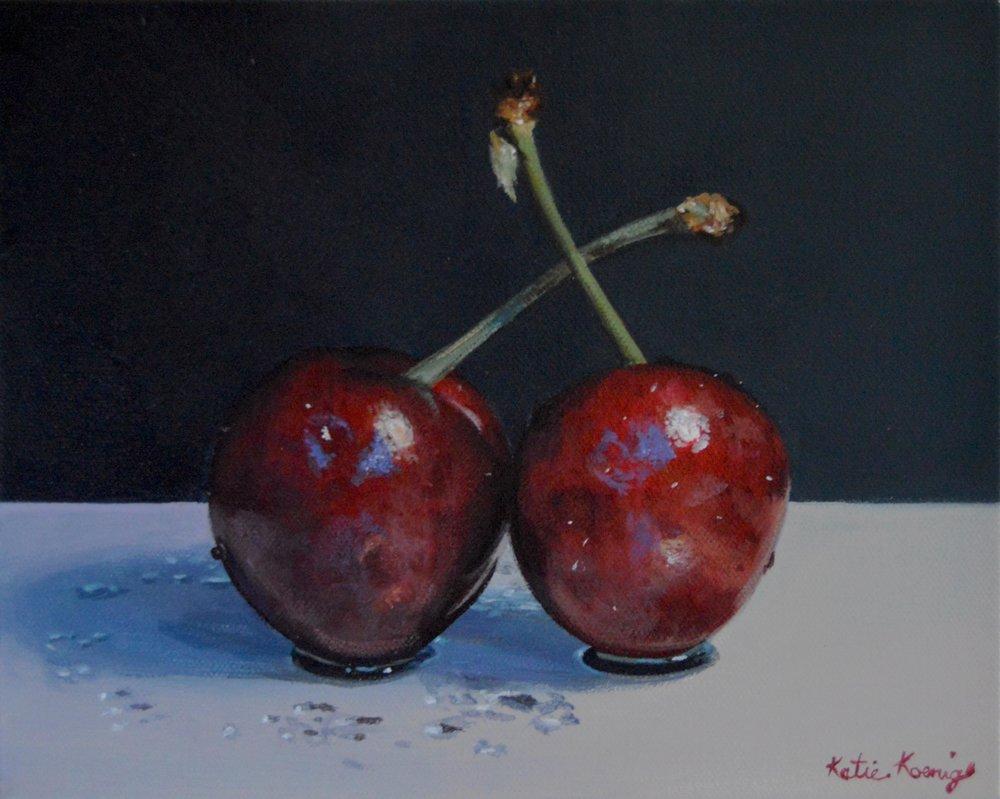 Tenderness of Cherries