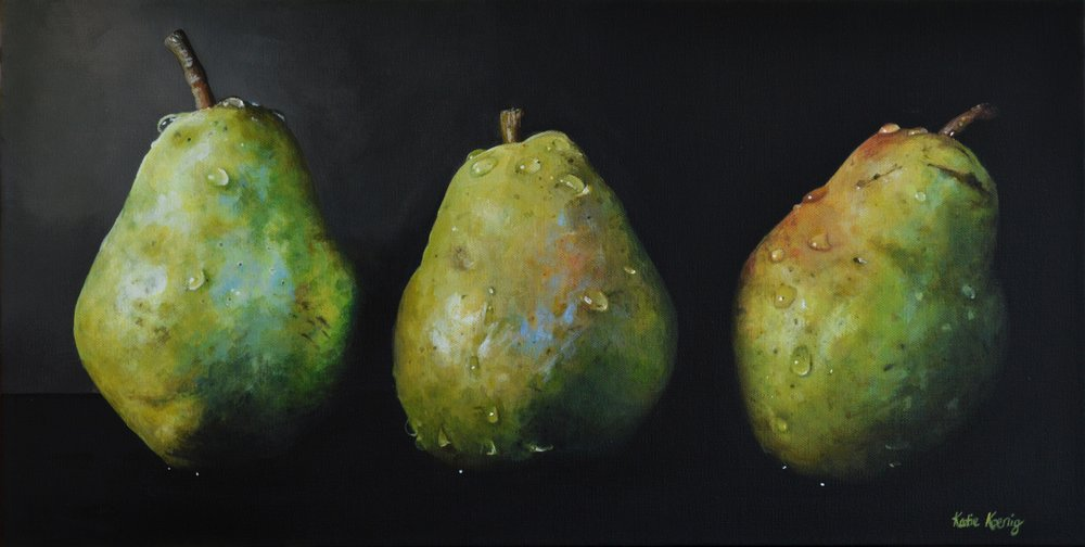 Two's a Pear, Three's a Crowd