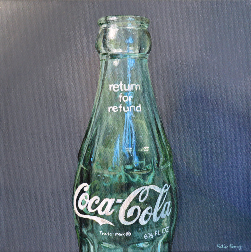 Bottled Reflections