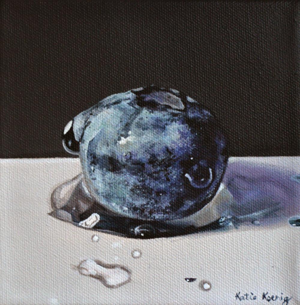 Berry Blue-tiful