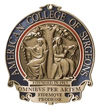 Selected as a Fellow of American College of Surgeons