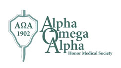 Medical Honor Society Induction