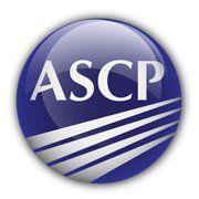 Receives ASCP Award