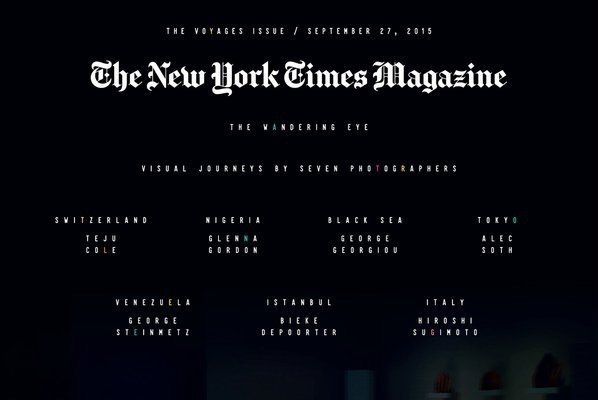 The New York Times Magazine SuperDoctor 2015 Selection