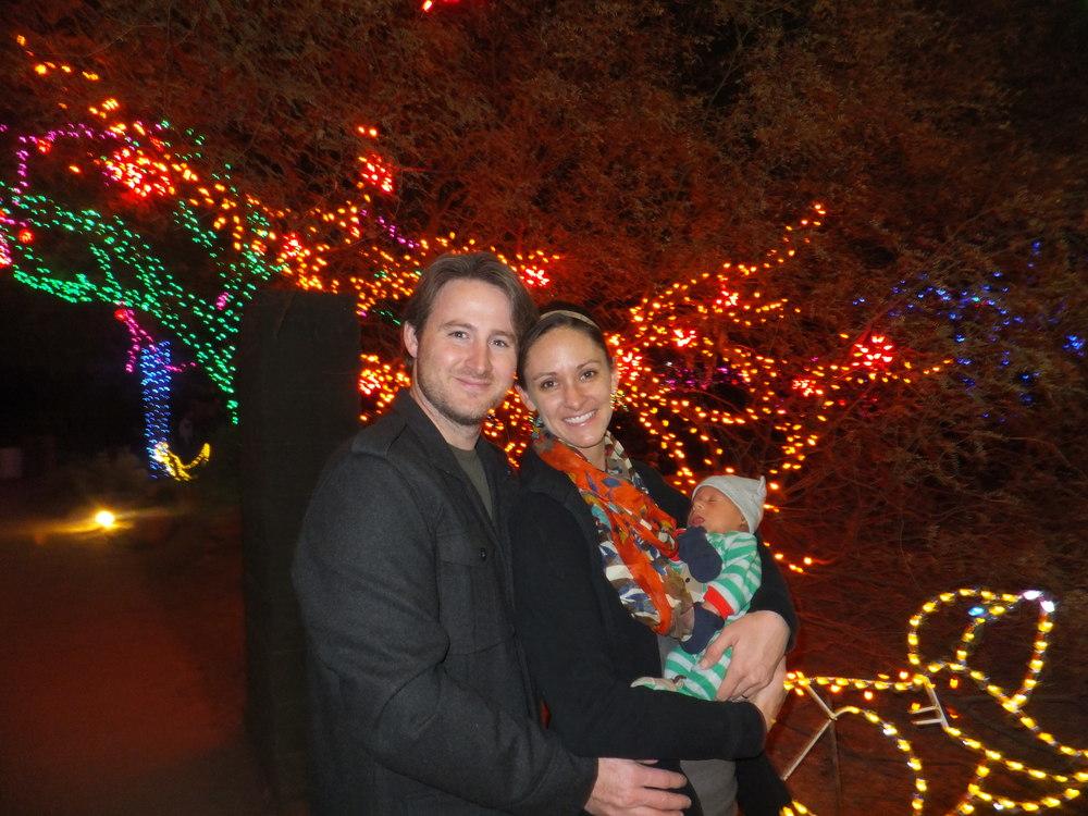 Celebrating Christmas in January
