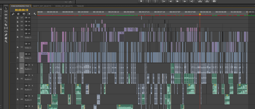 Just a taste of the hour long edit so far. Aiming for 1:30-40