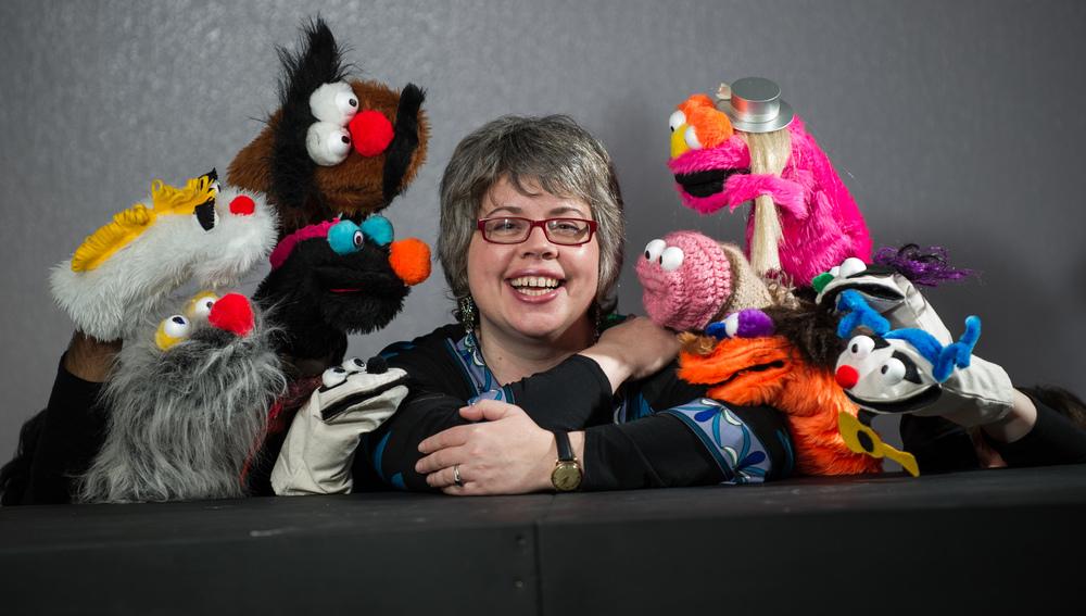 Andrea & UKS3 Puppets.jpg