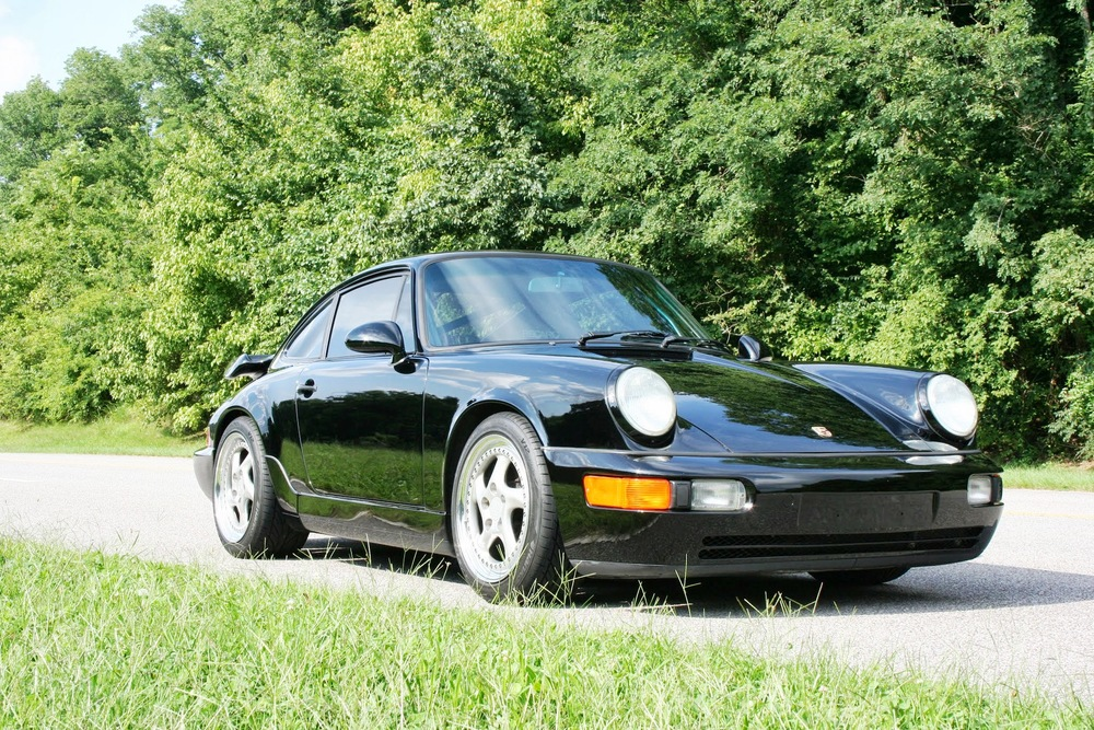 1992 Porsche 911 964 Carrera 4