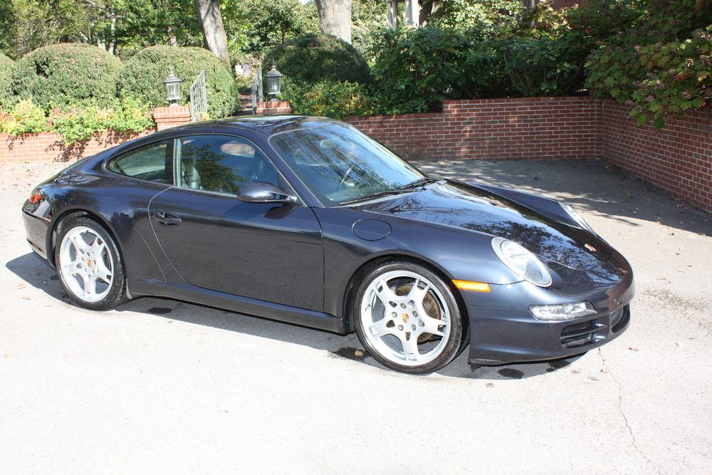 2006 Porsche 911 997 Carrera