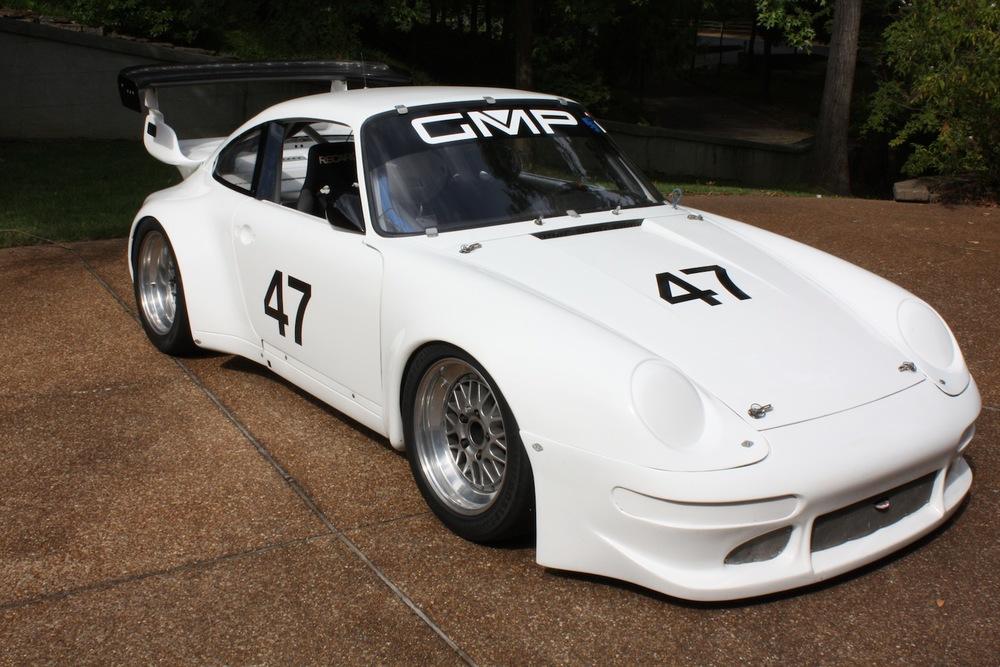 Porche 911 3.4L Class GT3/GT4 Racecar- TRG 993 Body