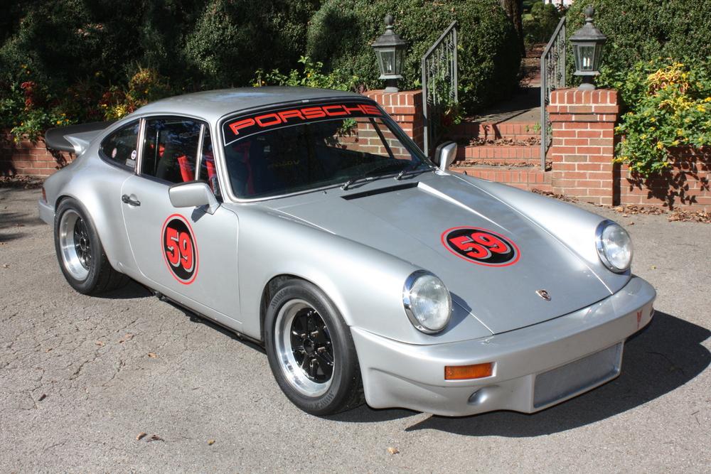 1978 Porsche 911SC Euro Track Car