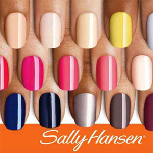 Sally Hansen InstaGel Strips Ad Demo (2012, Search Party Music)