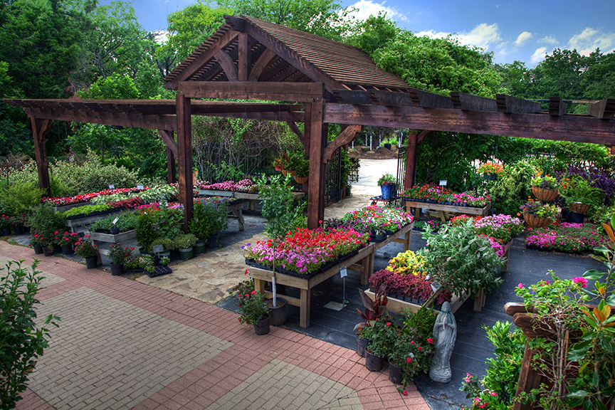 Your Fort Worth Garden Center Blooming Colors Nursery