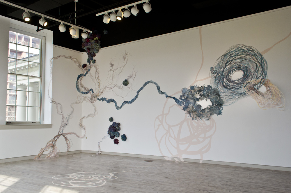 Entanglements at Arlington Arts Center
