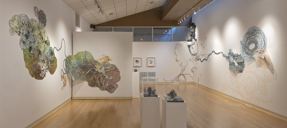 Entanglements at Julio Fine Arts Gallery Loyola