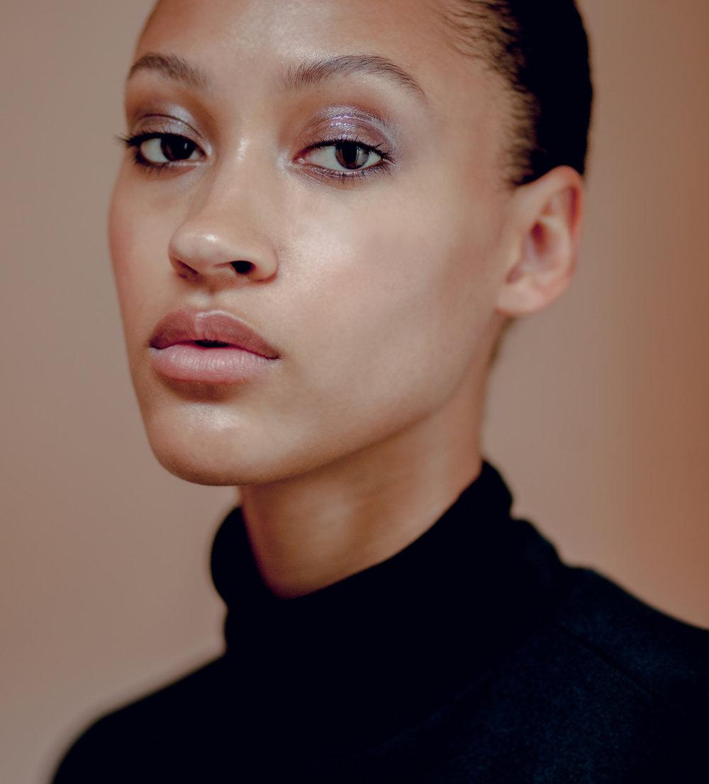 Nikita M'Bouroukounda  Ford Models NY