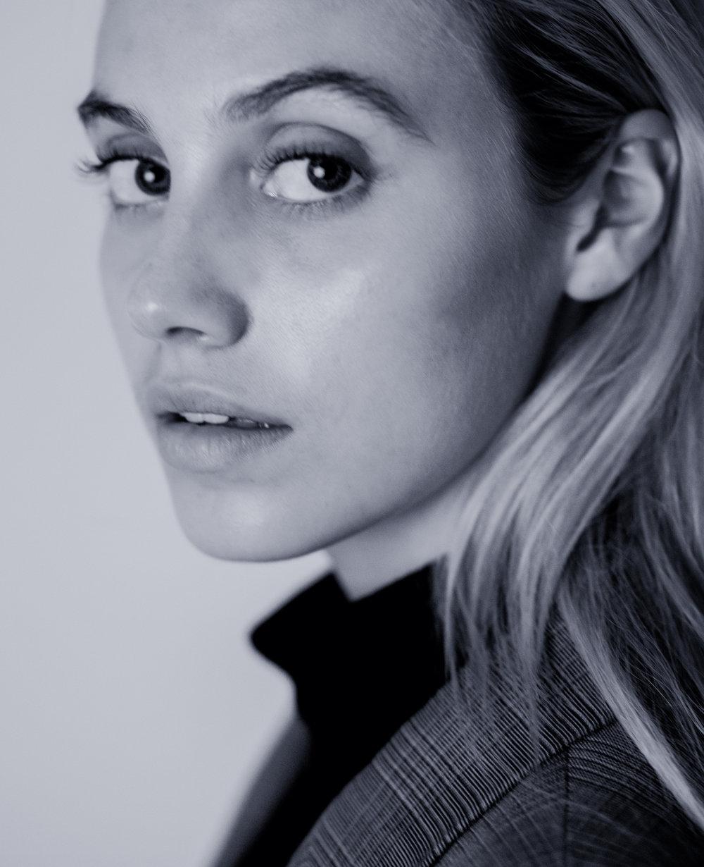 Elizabeth Seward  IMG Models NY