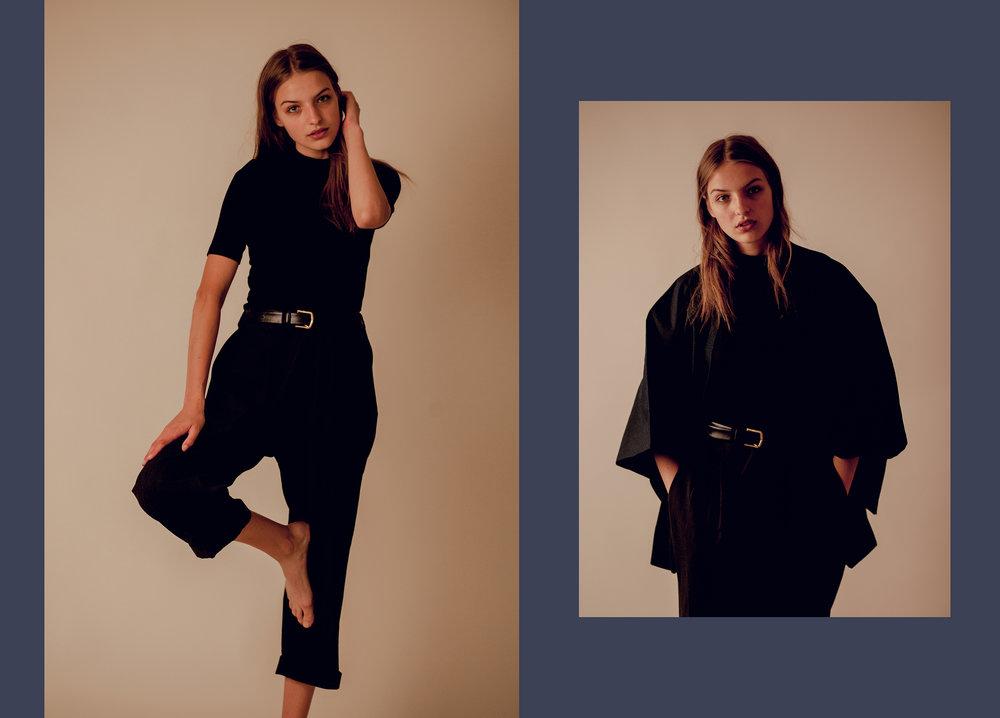 Anna Stephenson  IMG Models NY