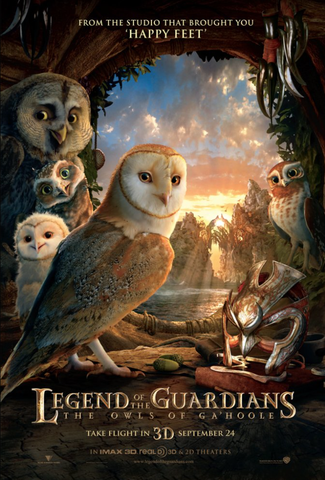 Legend of the Guardians - Warner Bros.