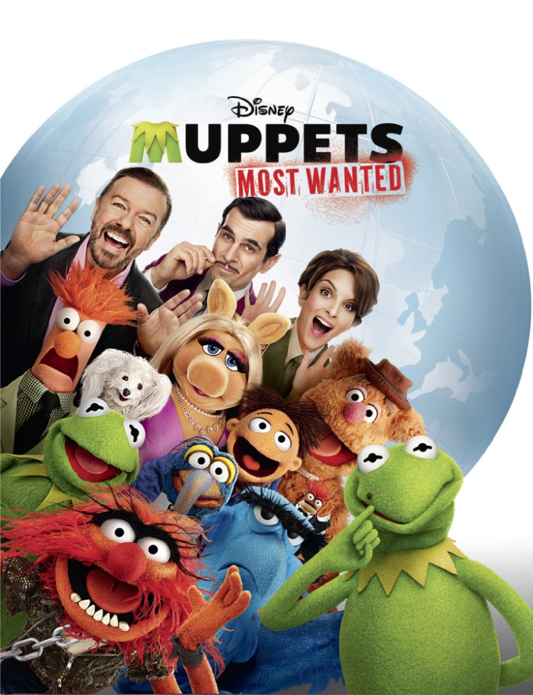 Muppets Most Wanted - Disney