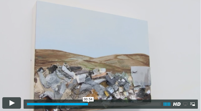 "Watch 2015 ""Paintings"" at Farideh Cadot Gallery, Paris"