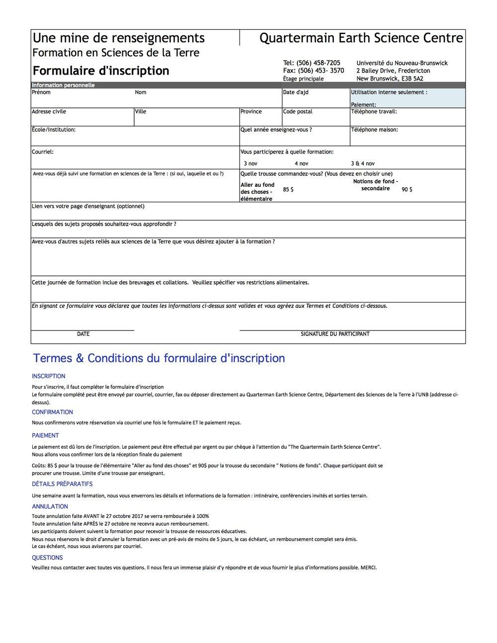Formulaire d'inscription _ Formation SCIENCES DE LA TERRE _QESC et Une mine de renseignements.jpg