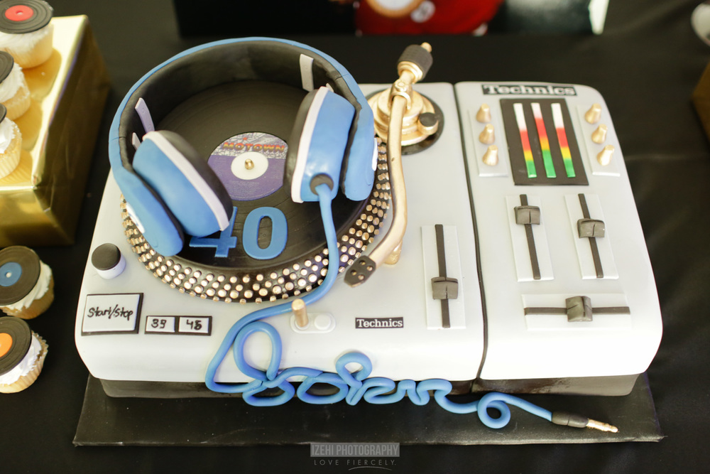 An Old School Hip Hop Themed Surprise Birthday Party Izehi