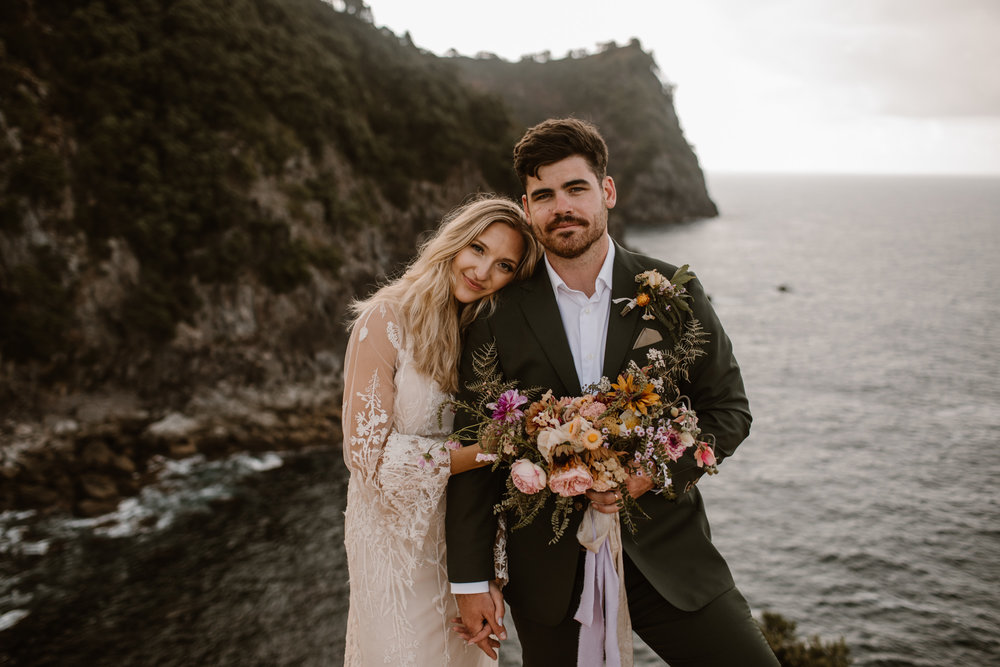Matt + Annie   Slipper Island, NZ