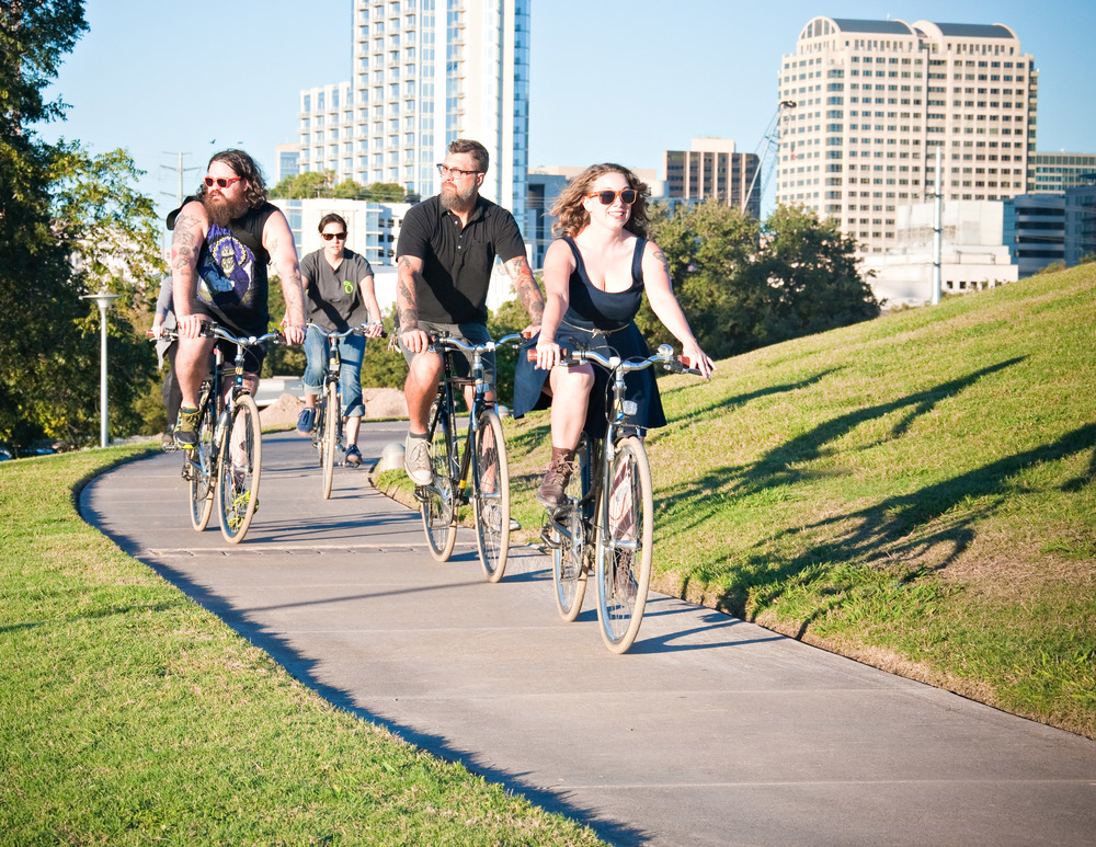 Downtown Bike Tours Austin Texas