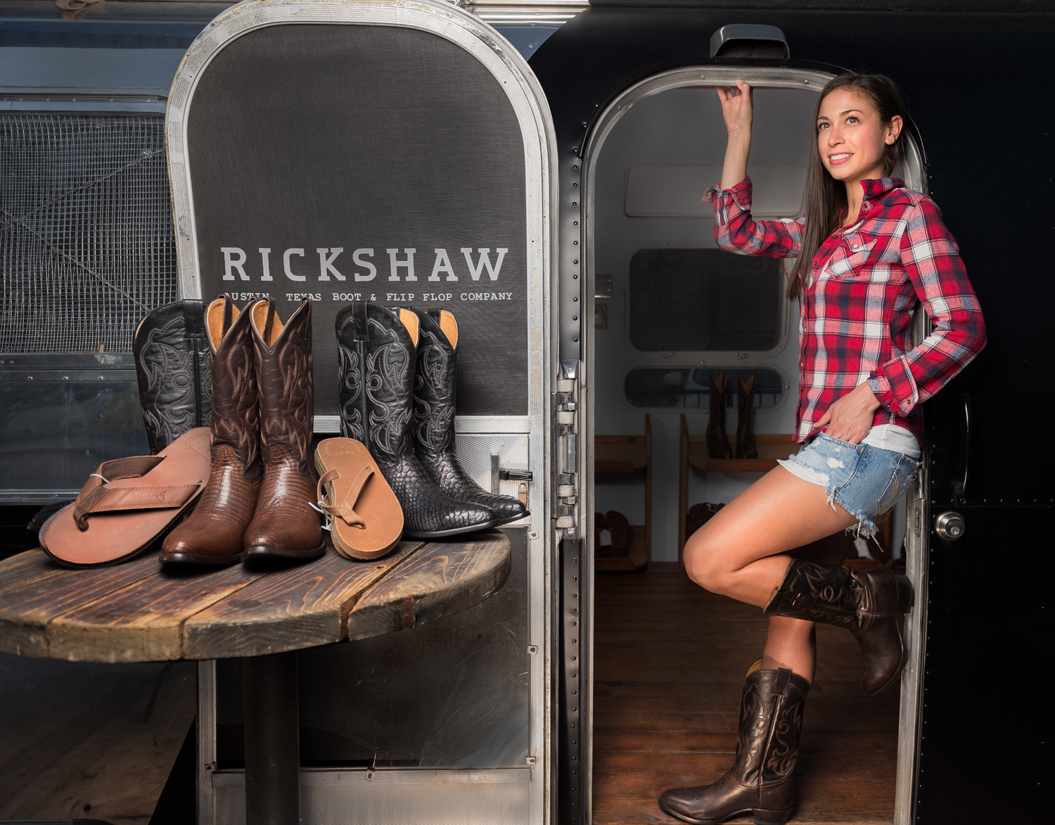 We Suggest: Cowboy Boots and Flip Flops from Rickshaw — Austin ...