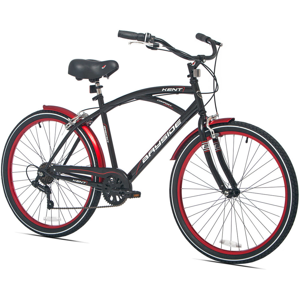Source:  https://www.walmart.com/ip/26-Men-s-Kent-Bayside-Cruiser-Bike/47443494