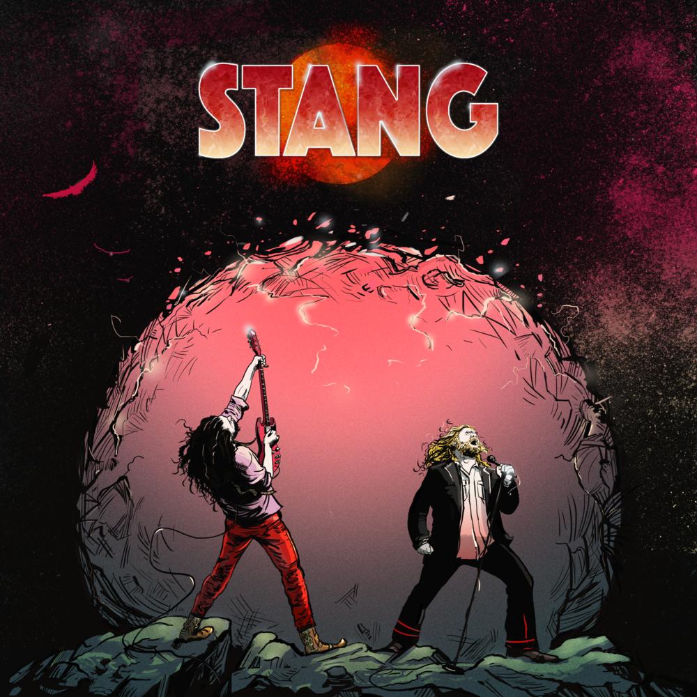 STANG debut album