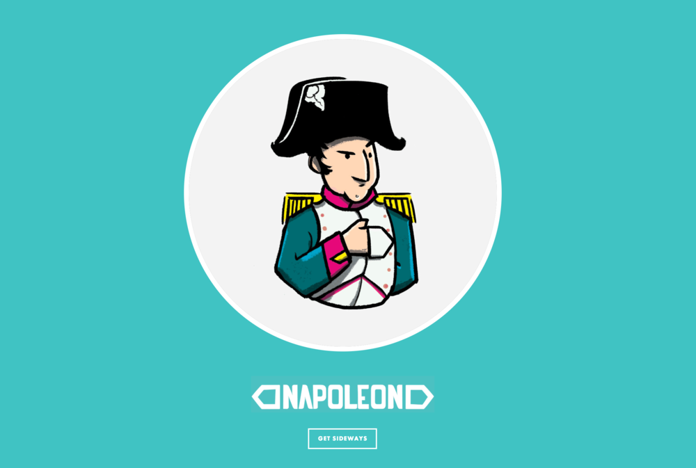 Napoleon Tee